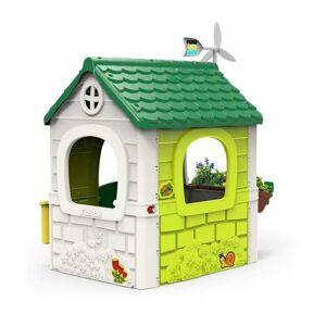 FEBER ECO HOUSE - casetta da giardino per bambini