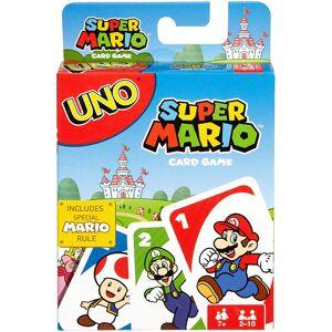 FALSE Uno Super Mario Drd00 Mattel
