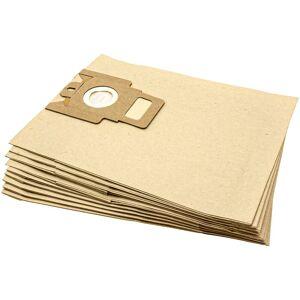 vhbw 10 sacchetti in carta per aspirapolvere Quelle 10 210 886 7, 1326248, 1411479, 2567725, 6489074