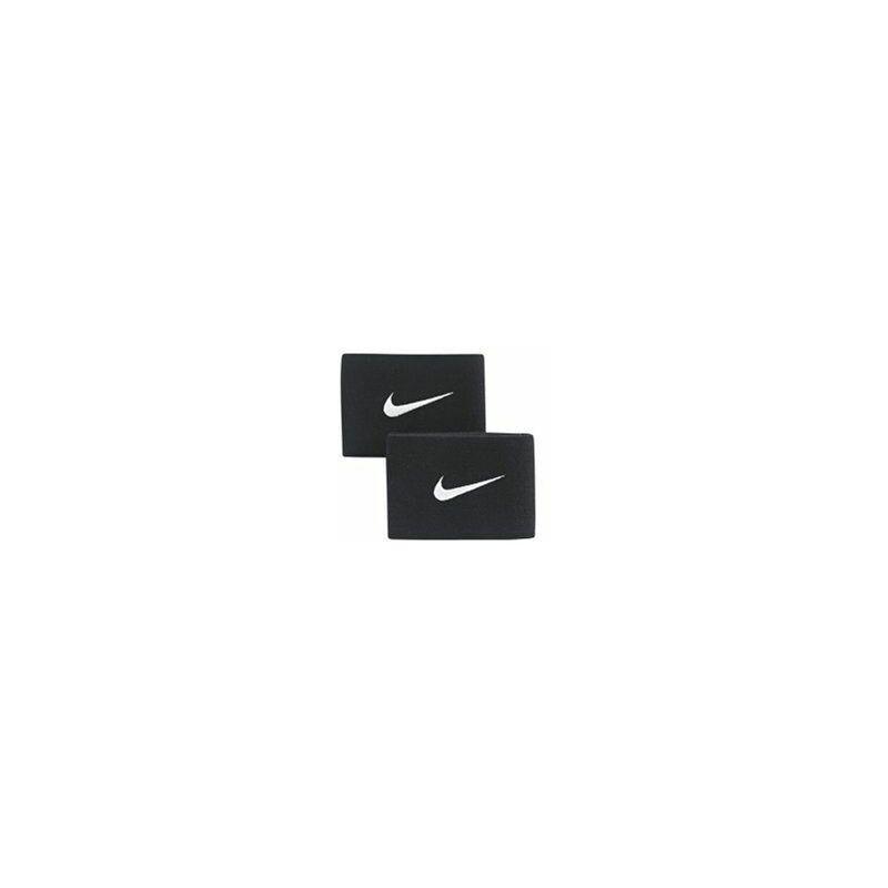 Nike Guard Stay II Polsino, Nero/Bianco -
