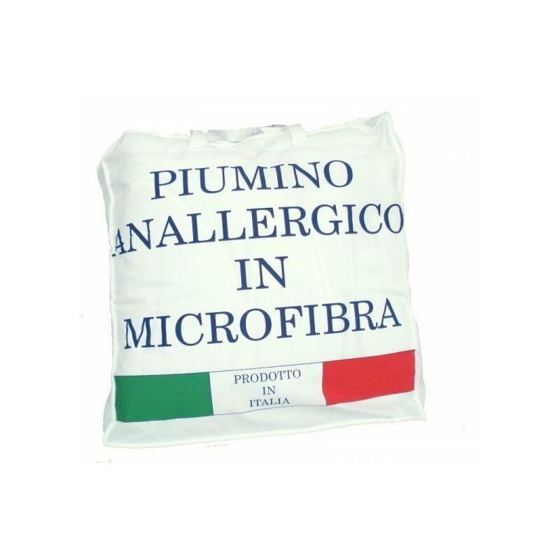 Croposy - Piumino ANALLERGICO letto 1 piazza e mezza Made in Italy Piumone Inverno Una Piazza e Mezza