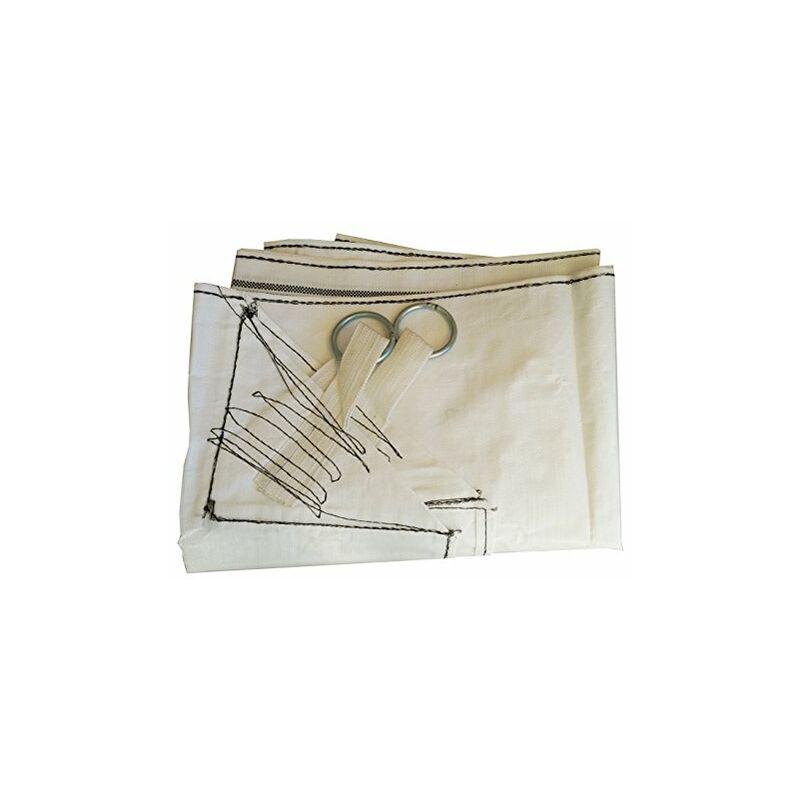 MAM M.A ma29âSella Trattore, 52x 58x 3cm, Colore: Bianco