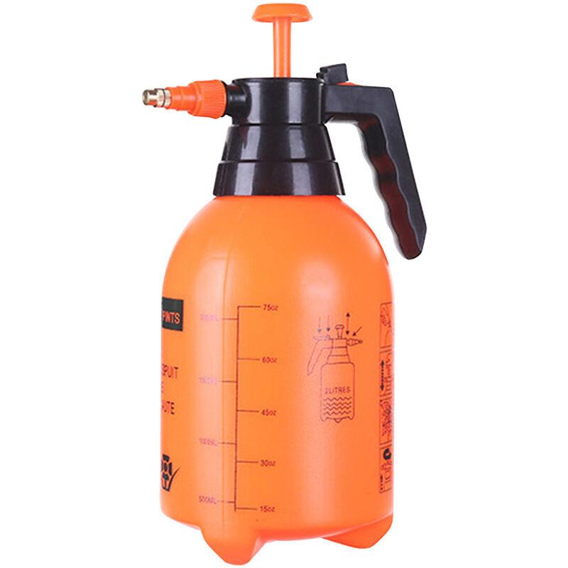 asupermall bottiglia 2l giardino spruzzatore pompa a mano acqua pressurizzata spruzzatori pianta acquatica mister spruzzatore prato mister per l'irrigazione di
