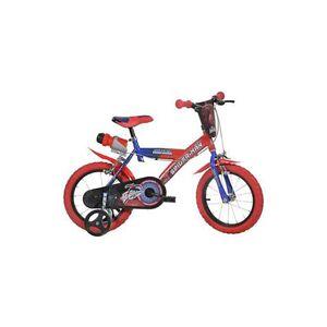 DINO BIKES Bici Spiderman 16' Bimbo Dinobike - DINO BIKES