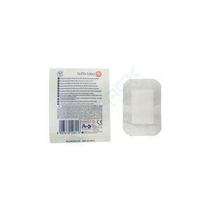 PIC Cerotto anti-aderente in TNT, super traspirante, ipoallergenico, Mis 5 x 7 cm (Mis. 5 x 7 cm) - PIC
