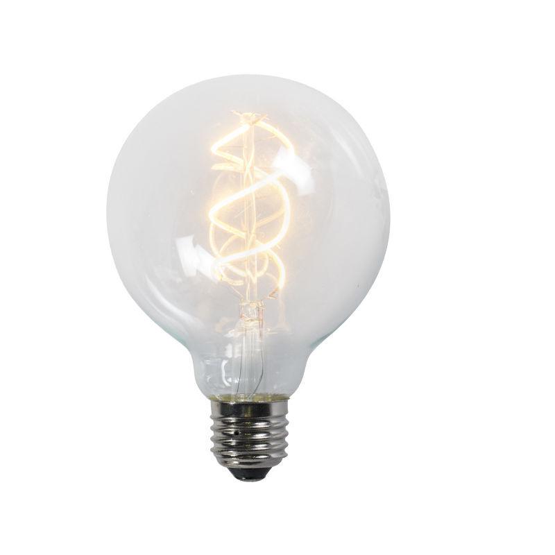 LUEDD Lampadina LED E27 300lm 2200K globo