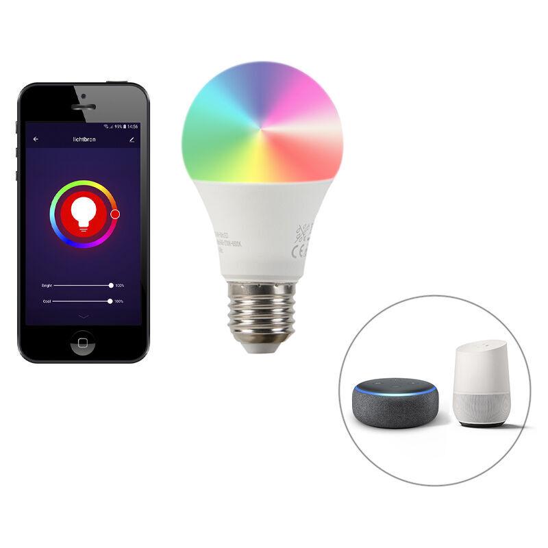 LUEDD Smart E27 dimbare LED lamp A60 9W 700 lm 2200-4000K