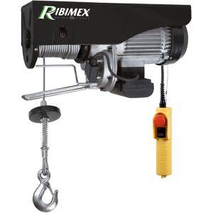 RIBILAND/RIBITECH Paranco elettrico 125/250 Kg - 500W - RIBILAND/RIBITECH