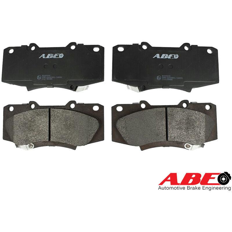 ABE LEDLUX ZC12136 Kit Pastiglie Freno C12136 LP2244 MDB3160 2520901 04465-0K260 - ABE