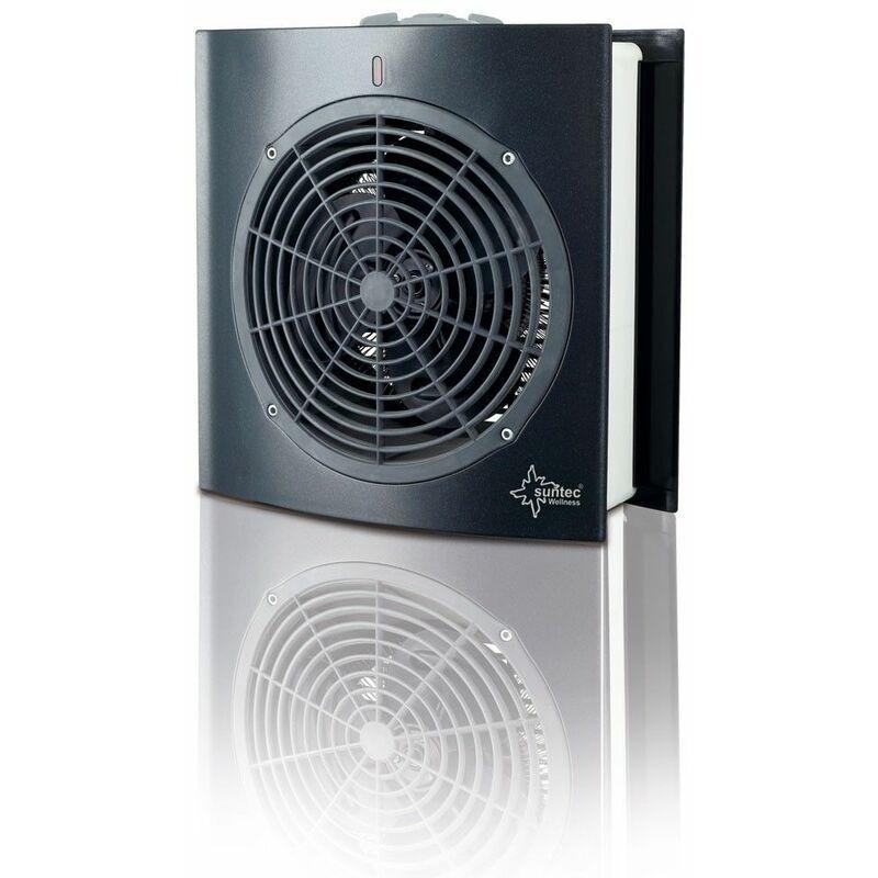 etc-shop - termoventilatore stufa elettrica riscaldamento hochleistungsheizgebläse suntec airbooster elite 2000