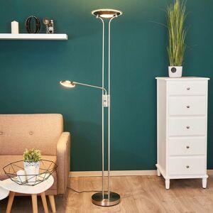 Lindby - Wallwasher LED Aras nichelato