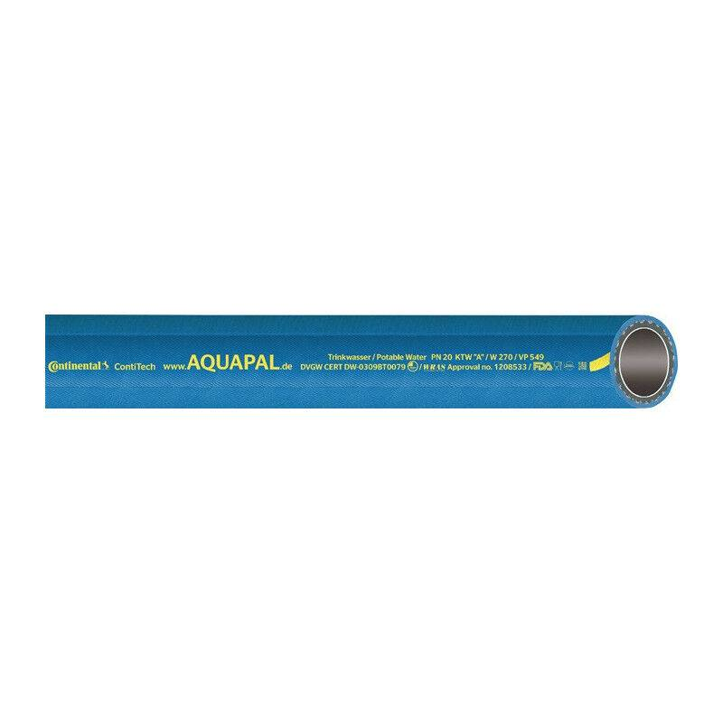 Continental Tubo acqua potabile AQUAPAL® ID 50mm spessore parete 7,5mm L.40m dx  (Per 40)