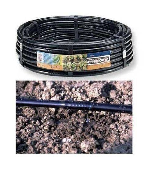 plastic 200 m tubo ala gocciolante 16 passo 20 irrigazione impianto goccia orto giardino - plastic