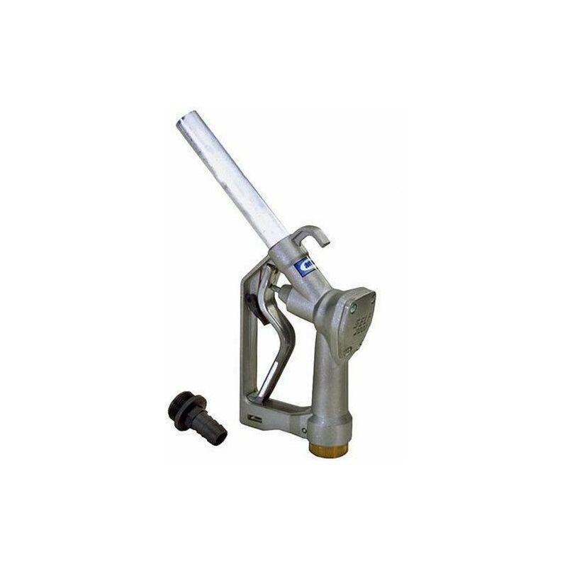 marca pistola travaso carburante gasolio alluminio mezzi agricoli 25 mm 29416 - marca