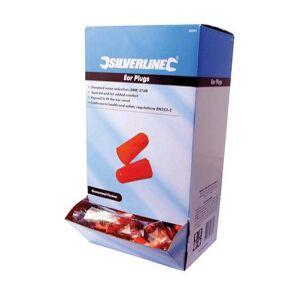 Silverline Tappi auricolari SNR 37dB 200pk -