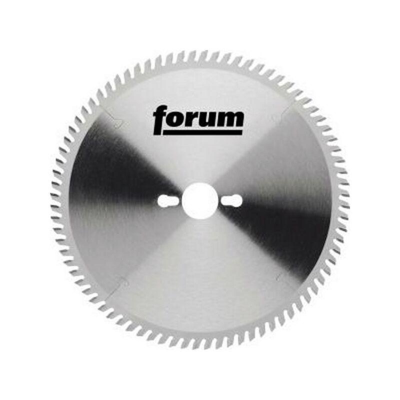 Forum Lama Sega Circolare, 190 Mm, Larghezza. 2,8 Millimetri 30 Mm Alesaggio, Forature Laterali: 02/07/42 Denti: 40