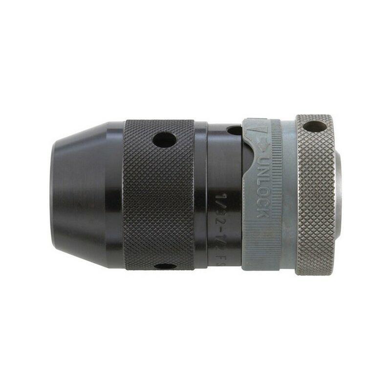 Forum - Mandrino Standard Sgancio Rapido, Resistente Alla Perforazione Impatto, Capacità Di Serraggio: 1,0 A 13,0 Millimetri, Fissazione 1 / 2''X 20,