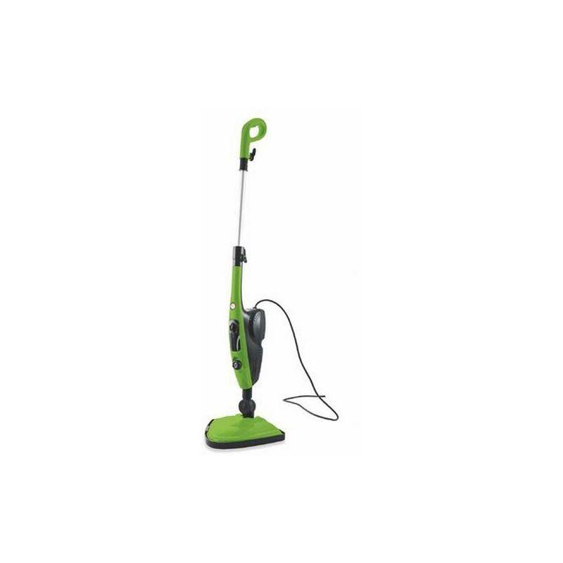 pidema lavapavimenti a vapore kooper 1500w, pulitore a vapore portatile ideale per igienizzare e sanificare le superfici della vostra casa. - pidema
