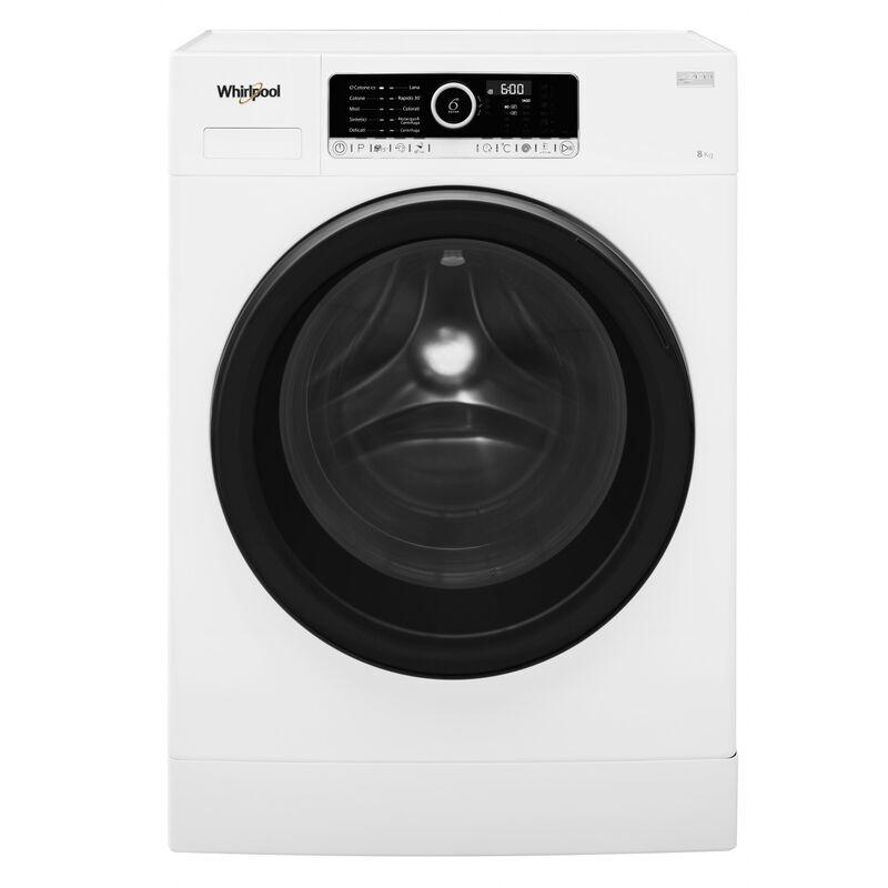 Whirlpool Supreme 8415 lavatrice Libera installazione Caricamento frontale Bianco 8 kg 1400 Giri/min A+++