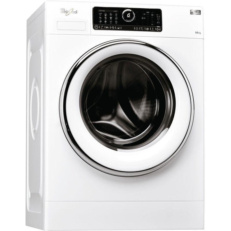 Whirlpool ZEN SF10422 lavatrice Libera installazione Caricamento frontale Bianco 10 kg 1400 Giri/min A+++-20% - Whirlpool
