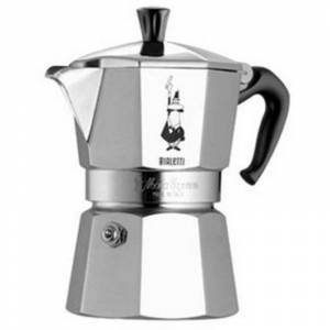 EUROSTORE07 - BIALETTI CAFFETTIERA MOKA IN ALLUMINIO 9 TAZZA RESTYLING MADE IN ITALY