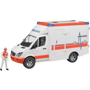 Bruder Ambulanza MB Sprinter con conducente