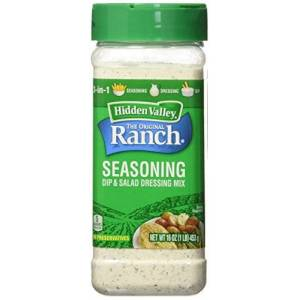 Hidden Valley Original Ranch Seasoning and Salad Dressing Mix, 16 Ounces by Hidden Valley