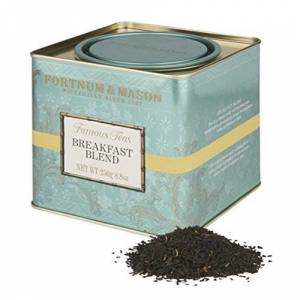 Sconosciuto FORTNUM and MASON - Fortnum's Famous Teas - Breakfast Blend - 250gr Caddy