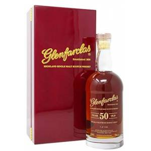 Glenfarclas - Single Highland Malt - 50 year old Whisky