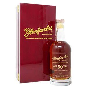 Glenfarclas - Single Highland Malt - 50 year old Whisky