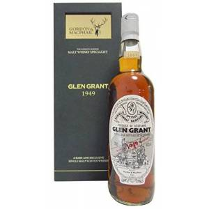 Glen Grant - Speyside Single Malt Scotch - 1949 58 year old