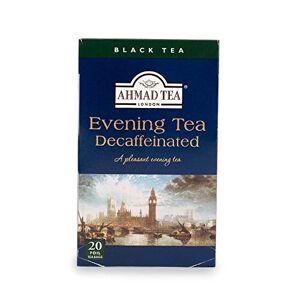 Ahmad Tea Decaffeinato 20 Filtri 40 Gr.