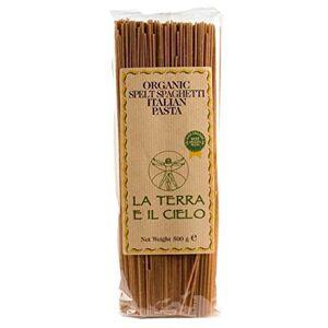 La Terra E Il Cielo   Spelt Spaghetti - organic   2 x 20 x 500g