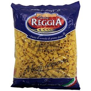 Pasta Reggia Reggia - Mezzi Canneroni, Pasta di semola di Grano duro, 500 g