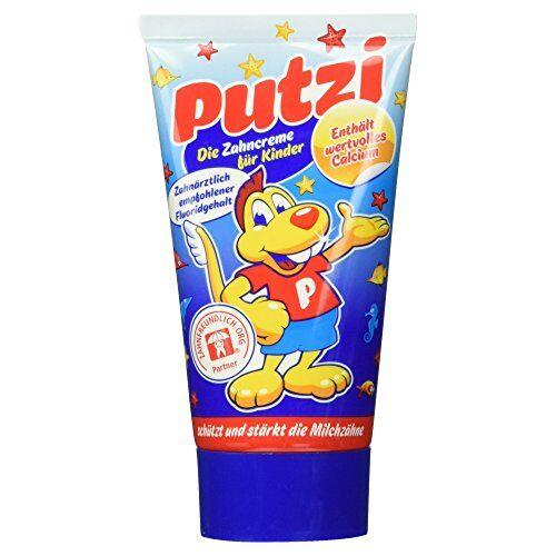 dentifricio bambini putzy - 3 x 50 ml