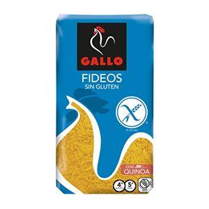 Gallo Fideos Sin Gluten Con Quinoa Gallo 500g