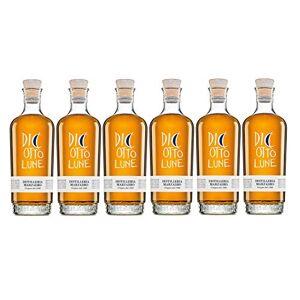 Distilleria Marzadro Grappa Marzadro ''Le 18 Lune'' 41% vol [ 6 Bottiglie da 700 ml ]