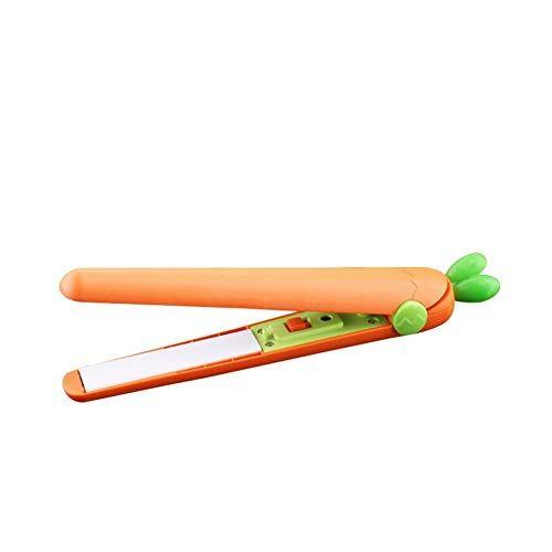 nobrand bigodino per capelli asse da stiro in compensato elettrico per modellatura di carote per modellismo di cartoni animati mini
