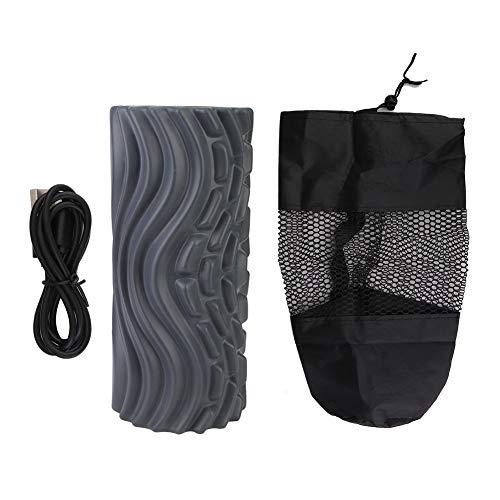 solomi foam roller - colonna di massaggio con rullo di schiuma elettrico for alleviare il dolore tipo usb