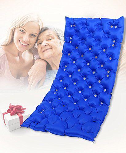 mf@sqy materasso gonfiabile antidecubito rivestimento materasso antidecubito traspirante letto paziente letto gonfiabile morbido barella gonfiabile per anziani