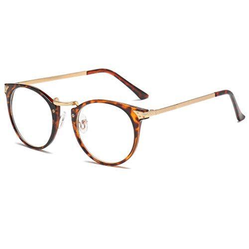 Occhiali KKY-ENTER Moda moderna anti blu luce occhiali occhiali di sicurezza per computer/telefono dormire meglio [anti affaticamento degli occhi] unisex (uomini/donne) (Color : B)
