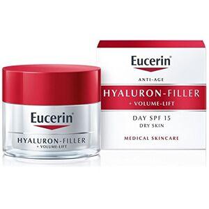 Eucerin Anti-et Hyaluron-Filler + Volume-Lift Crema per il Giorno SPF15 per la pelle Secca 50ml - Ultimo 2018 da Totale Cura Del Corpo UK