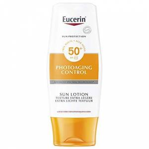 Eucerin Sun Protection Photoaging Control Lozione solare extra leggera SPF50+ 150 ml