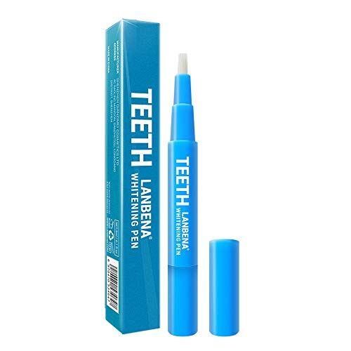 cutelove penna sbiancante per denti, rimuove le macchie istantaneamente,teeth whitening professionale rimuove macchie e placca,penna sbiancante per denti più forti e sorriso più luminoso