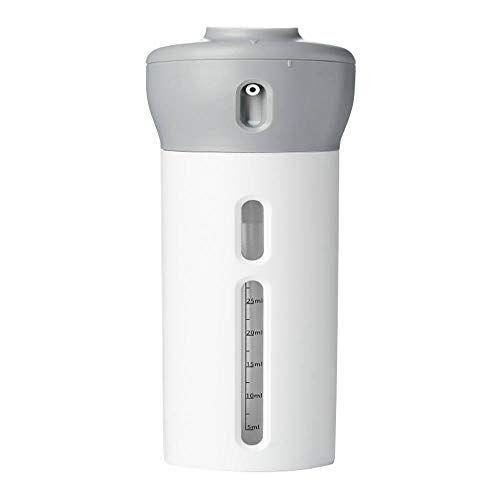 wangdefa dispenser di sapone bagno disinfettante per le mani bottiglia di stoccaggio shampoo da viaggio gel doccia bottiglia di finitura quattro in uno