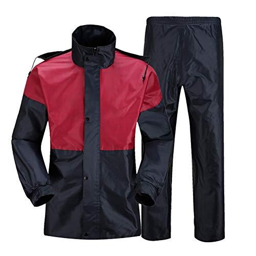 ailee impermeabile impermeabile pantaloni tuta all'aperto impermeabile adulto impermeabile batteria auto moto split impermeabile poncho