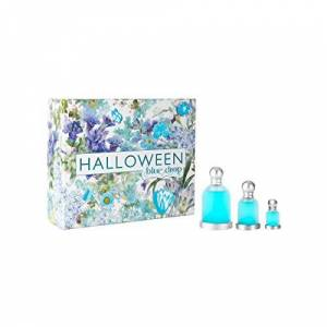 Halloween Jesus Del Pozo Blue Drop Eau De Toilette Spray Set 3-100 Ml