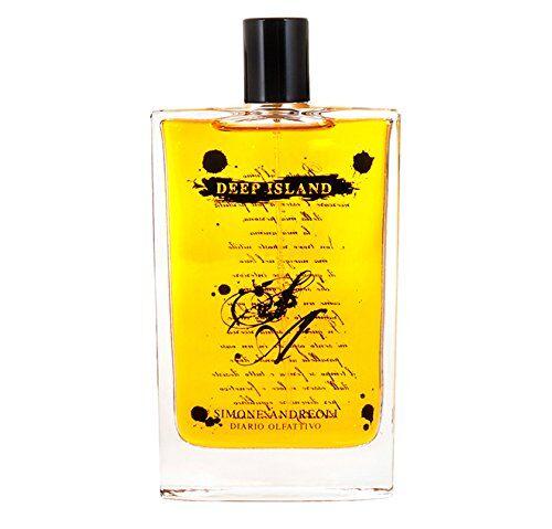 diario olfattivo deep island eau de parfum 100ml
