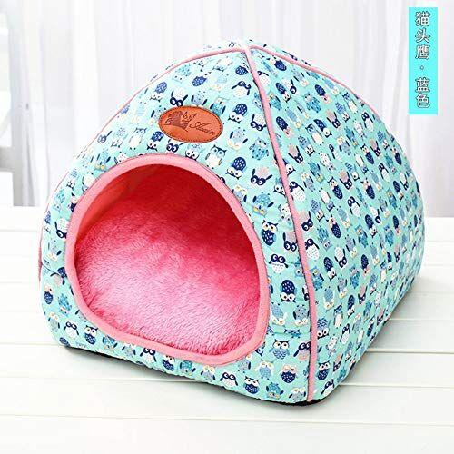 gzxyyy cuccia per cani cucciolo per cani cucciolo per gatti inverno caldo letto per cani per cani nido divano per animali domestici tappetino per cani chihuahua letto m, d
