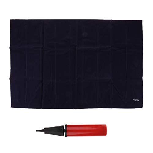 meriglare cuscino gonfiabile del sedile del materasso gonfiabile del letto di aria dell'automobile per il sonno di campeggio